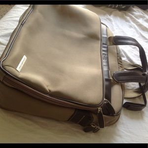 Bric's Neiman Marcus overnight carryon bag luggage
